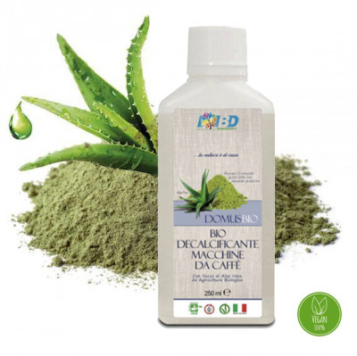 Domus Bio, il decalcificante Naturale e Biodebradabile al 100% - Madreterracaffe