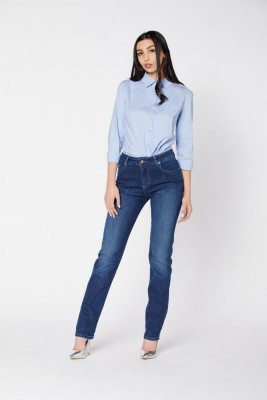 Vezua-jeans-vegan-cotone-organico-donna-ciclamino